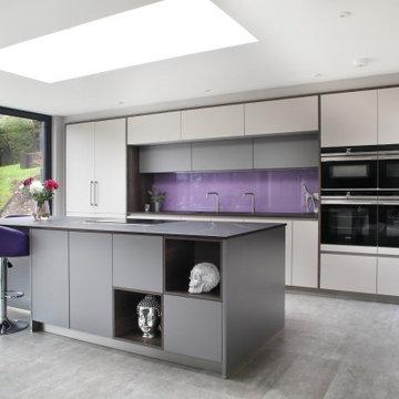 Stunning Schüller Open Plan Kitchen