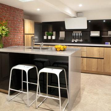 Stunning Schuller Kitchen, Marlow