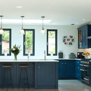 Stunning Shaker-style kitchen in Surrey
