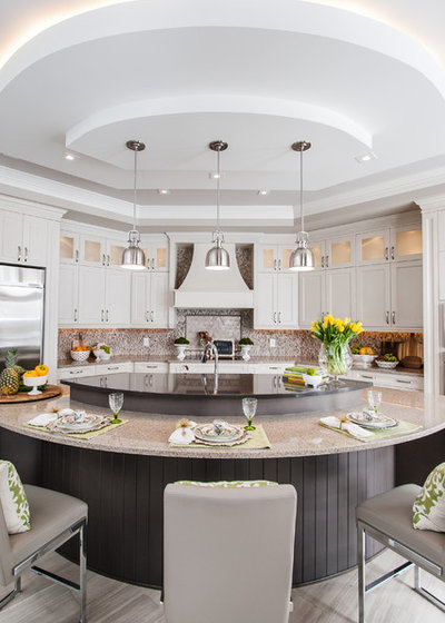 Kitchen confidential a guide to 6 island styles for Kitchen confidential
