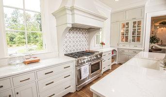 Stunning White Kitchen - Dothan, AL