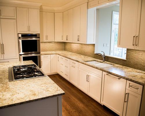 Stunning White Maple Kitchen in Reston, VA