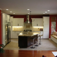 Contemporary Kitchen sturney