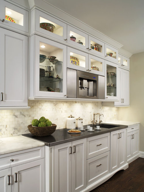 Best Upper Cabinet Lighting Design Ideas Remodel Pictures Houzz