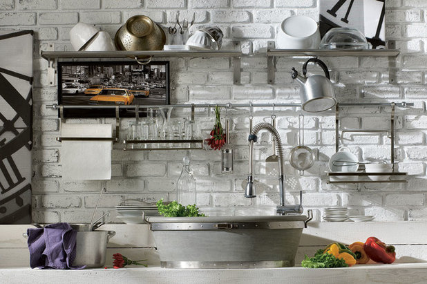 Industriale Cucina by Marchi Kitchens