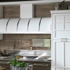 Jane Kim Design Industrial Kitchen New York By