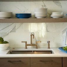 Contemporary Kitchen by Kohler