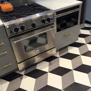 Stylish New York City Kitchen