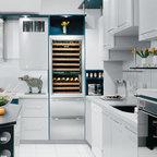 """Sub-Zero 27"""" Wine Storage With Bulk Storage Drawers, Custom Panel   427RG - 27"""" Wine Storage with Bulk Storage Drawers:"""