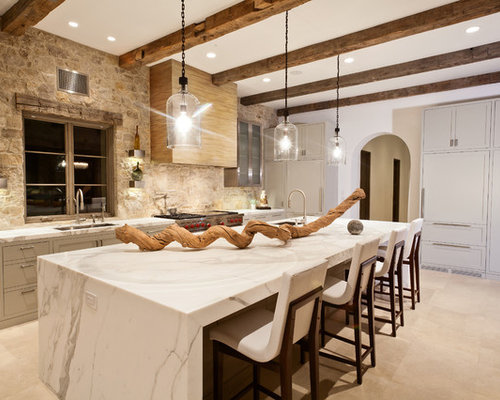 Contemporary Kitchen Idea In Other