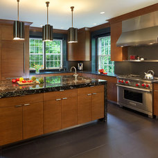 Contemporary Kitchen by Fretz