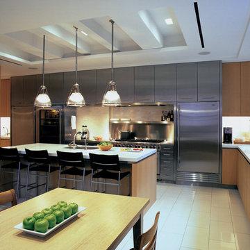 Sub-Zero and Wolf Kitchen Design Contest Winner