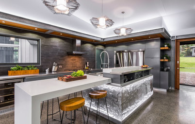 Double Take: What's That Kitchen Island Made Of?