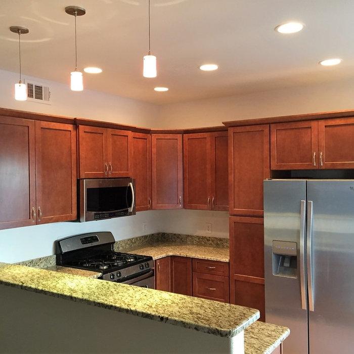 Suburban Condo Kitchen Remodel