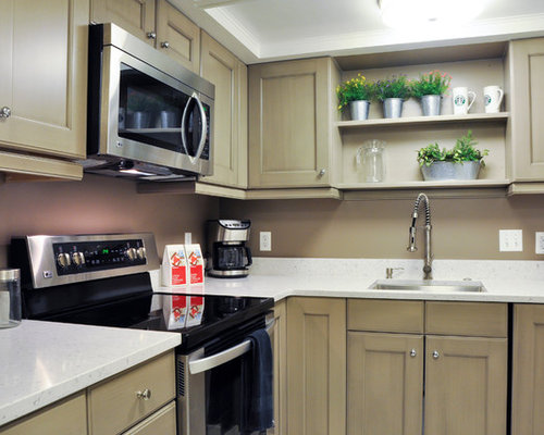 Example Of A Classic Kitchen Design In DC Metro