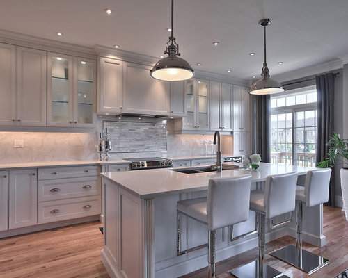 Caesarstone Misty Carrera Houzz