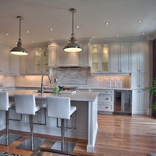 Contemporary Kitchen by Darlene E Shaw Interior Concepts