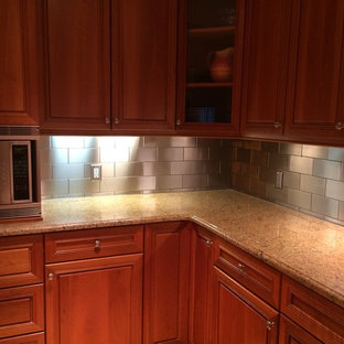 Subway Backsplash Tile
