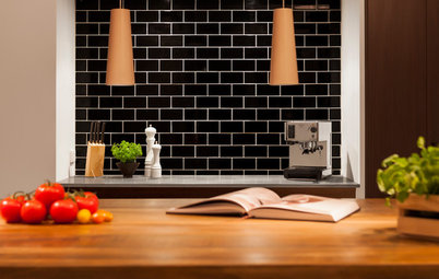 Splashing Out on a Kitchen Splashback?