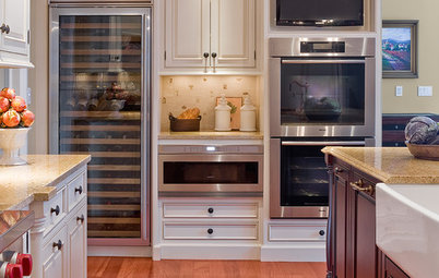 Glued to the Tube: 14 Ways to Put a TV in the Kitchen