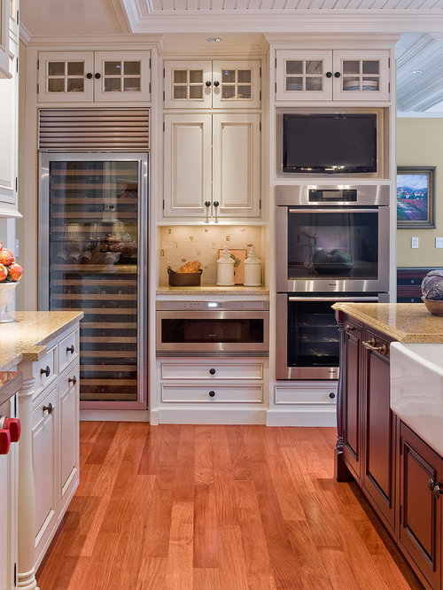 Traditional Kitchen Inspiration   Inspiration For A Timeless Kitchen Remodel  In Boston With Beaded Inset Cabinets Part 66