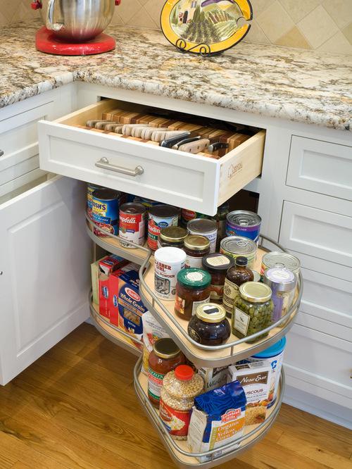 Blind Corner Cabinet Houzz