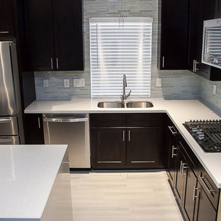 Sugar Land Modern Kitchen
