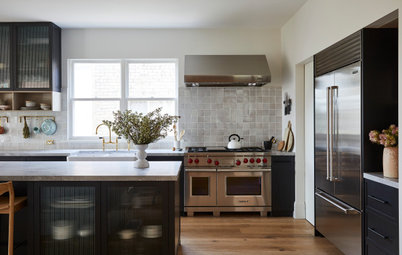 Kitchen Tour: A Country-style Design With an Urban Twist