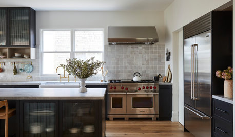 Room of the Week: A Country-Style Kitchen With an Urban Twist