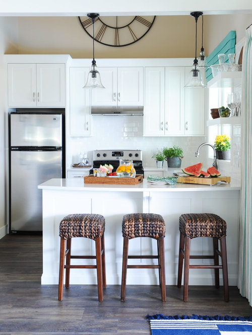Best Beach Style Vancouver Kitchen Design Ideas Remodel Pictures Houzz