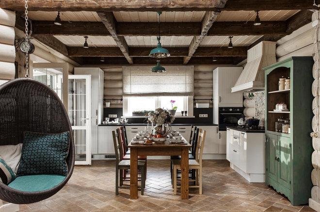 Кантри Кухня by I.D.interior design