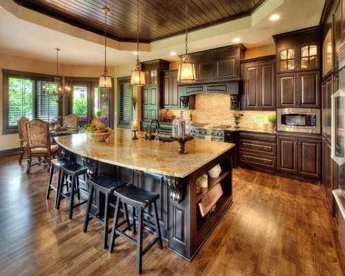 Best Mediterranean Kitchen Design Ideas Remodel Pictures Houzz