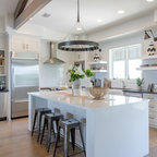 Nantucket Sophisticate Beach Style Kitchen Boston