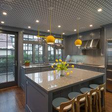 Contemporary Kitchen by Essential Design + Build