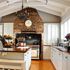 Traditional Kitchen by Luci.D Interiors