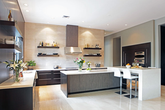 Contemporary Kitchen by InsideStyle Home and Design