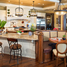 Kitchen by Ascent Custom Homes