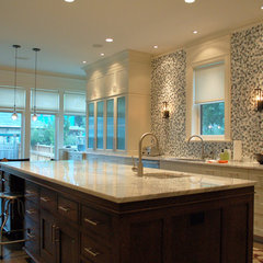 contemporary kitchen by Nest Woodworking