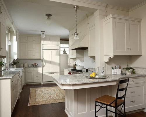 cuisine victorienne avec un lectrom nager encastrable photos et id es d co de cuisines. Black Bedroom Furniture Sets. Home Design Ideas