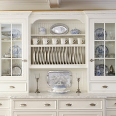 Traditional Kitchen by Jules Duffy Designs
