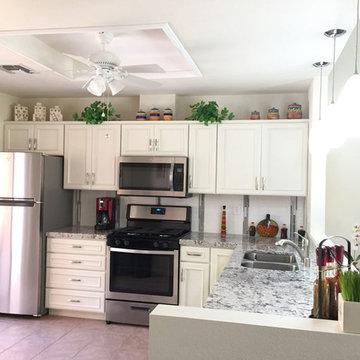 Sun City Compact Kitchen