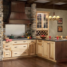 Traditional Kitchen by Sunderland Brothers Company