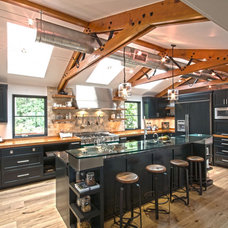 Contemporary Kitchen by Twelve Stones Designs