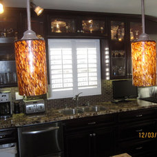 Traditional Kitchen by Noah Construction & Design