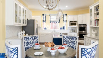 Sunny, Updated traditional Kitchen
