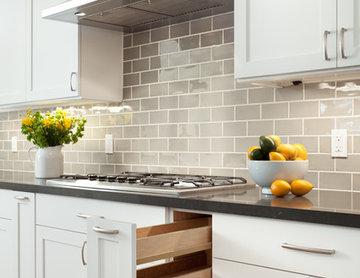 Sunnyvale Modern Kitchen and Bathroom Transformation