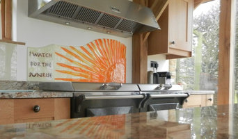 Sunrise Kitchen Splash back