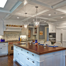 Traditional Kitchen by Sunrise Building & Remodeling Inc