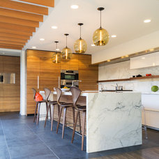 Contemporary Kitchen by Coop 15 Architecture