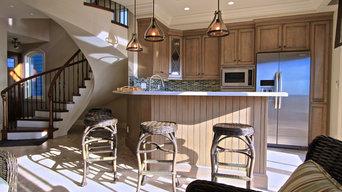 Sunset Beach Home - KE Design Studio